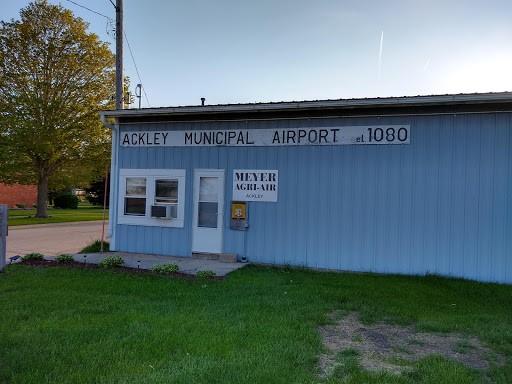 Ackley, Iowa (4C7) Airport