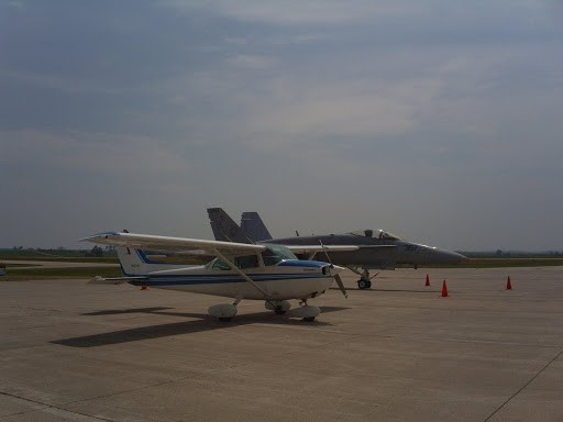 Dubuque, Iowa (KDBQ) Airport