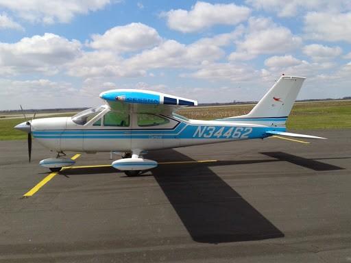 Platteville, Wisconsin (KPVB) Airport