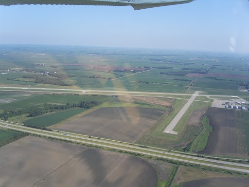 Sterling Rockfalls, Illinois (KSQI) Airport