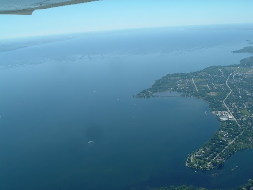 Sturgeon Bay, Wisconsin (KSUE) Airport